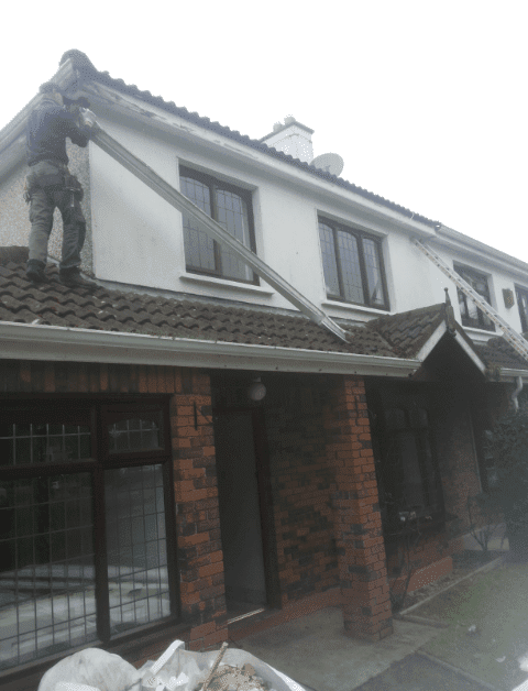 Guttering Replacement in Dublin